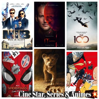 Cine Star, Series & Animes
